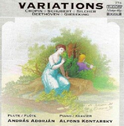 Various - Variations for Flute