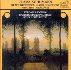 Bamberger Symphoniker - Schumann: Klavierkonzert Op. 7, Klaviertrio Op. 17, Romanzen Fur Violine Und Klavier Op. 22