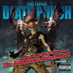 Five Finger Death Punch - The Wrong Side Of Heaven And The Righteous Side Of Hell Volume 2 (Parental Advisory)