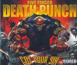 Five Finger Death Punch - Got Your Six (Parental Advisory)