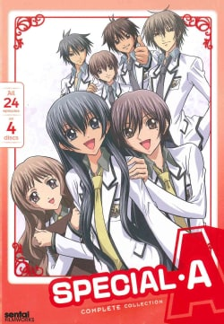 Special A: Complete Collection (DVD)