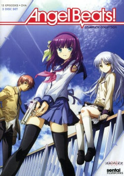 Angel Beats: Complete Collection (DVD)