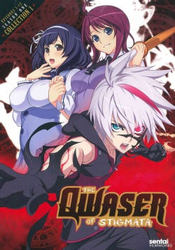 Qwaser of Stigmata: Collection 1 (DVD)