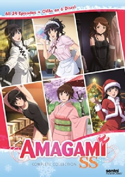Amagami SS: Season 1: Complete Collection (DVD)