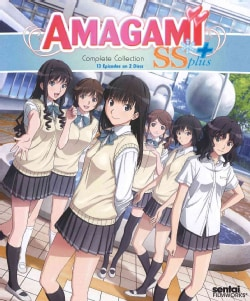 Amagami SS: Season 2: Complete Collection (Blu-ray Disc)