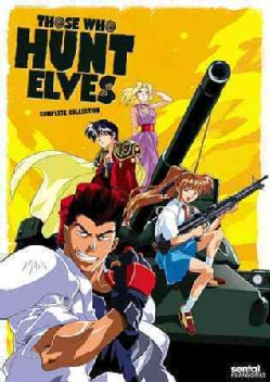 Those Who Hunt Elves: Complete Collection (DVD)