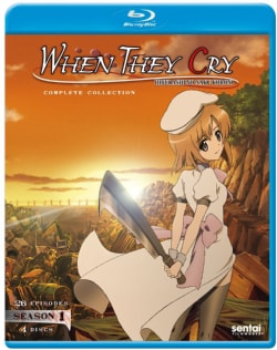 When They Cry: Season 1 (Blu-ray Disc)