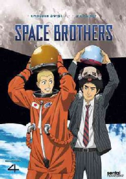 Space Brothers: Collection 4 (DVD)
