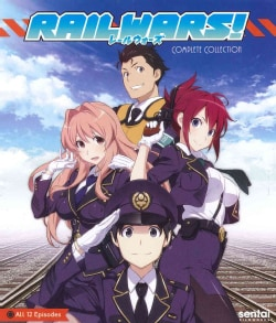 Rail Wars: Complete Collection (Blu-ray Disc)