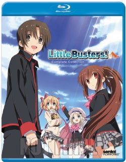 Little Busters!: Season 1: Complete Collection (Blu-ray Disc)