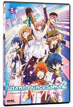 Uta No Prince Sama 2000%: Complete Collection (DVD)