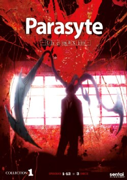 Parasyte: The Maxim Collection 1 (DVD)