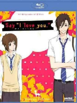 "Say, ""I Love You"": Complete Collection (Blu-ray Disc)"