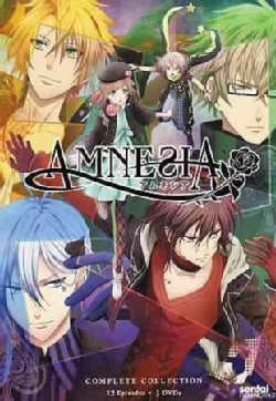 Amnesia: Complete Collection (Blu-ray Disc)