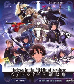 Horizon in the Middle of Nowhere: Complete Collection (Blu-ray Disc)