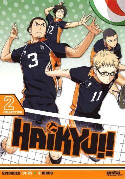 Haikyu!!: Collection 2 (DVD)