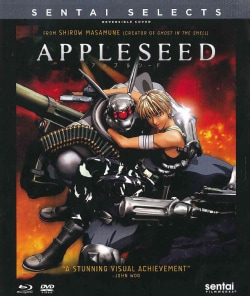Appleseed (Blu-ray/DVD)