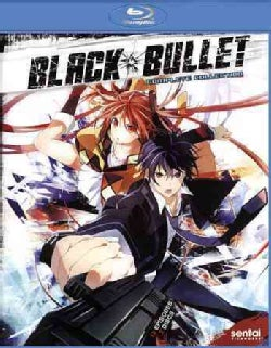 Black Bullet: Complete Collection (Blu-ray Disc)