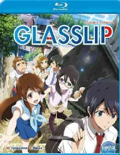 Glasslip: Complete Collection (Blu-ray Disc)