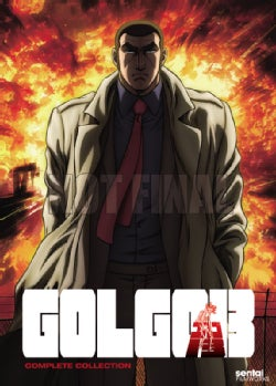 Golgo 13: Complete Collection (DVD)