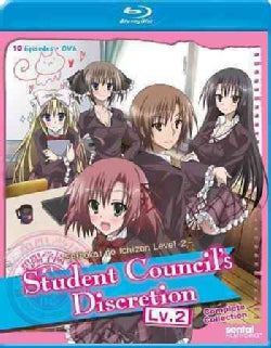 Student Council's Discretion: Season 2 (Blu-ray Disc)