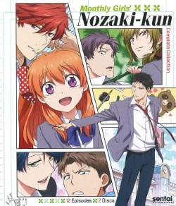 Monthly Girls' Nozaki-Kun: Complete Collection (Blu-ray Disc)