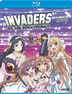 Invaders of the Rokujyoma!?: Complete Collection (Blu-ray Disc)