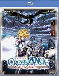 Cross Ange: Collection 1 (Blu-ray Disc)