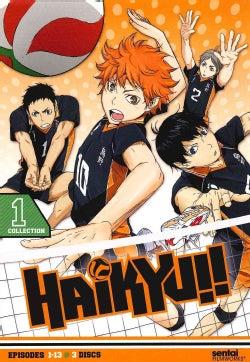 Haikyu!!: Collection 1 (DVD)