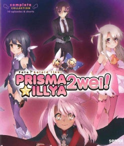 Fate/Kaleid Liner Prisma Illya 2We!: Complete Collection (Blu-ray Disc)