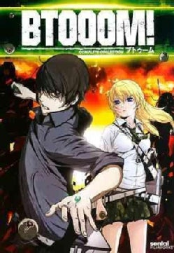 Btooom!: Complete Collection (DVD)