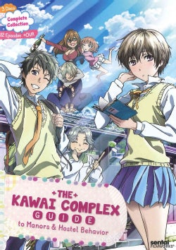 The Kawai Complex Guide to Manors & Hostel Behavior: Complete Collection (DVD)