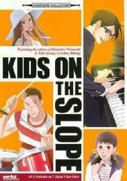 Kids on the Slope: Complete Collection (DVD)