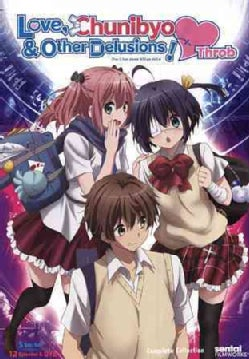 Love, Chunibyo & Other Delusions: Heart Throb: Complete Collection (DVD)