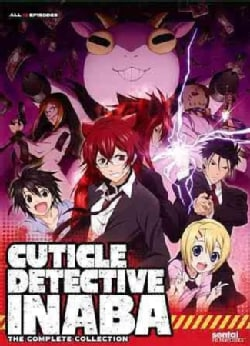 Cuticle Detective Inaba: Complete Collection (DVD)
