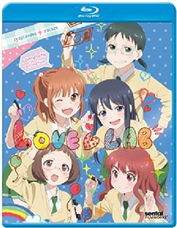 Love Lab: Complete Collection (Blu-ray Disc)