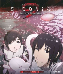 Knights of Sidonia 2: Battle for Planet Nine: Complete Collection