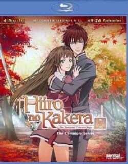 Hiiro No Kakera: The Tamayori Princess Saga: Complete Collection (Blu-ray Disc)