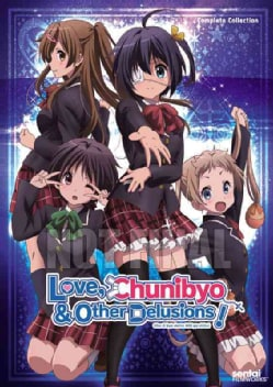 Love, Chunibyo & Other Delusions: Complete Collection (DVD)