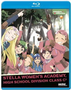 Stella Women's Academy: Complete Collection (Blu-ray Disc)