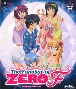 Familiar of Zero: F: Season 4 (DVD)