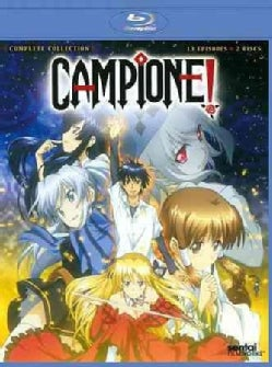 Campione!: Complete Collection (Blu-ray Disc)