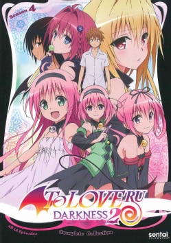To Love Ru Darkness 2: Complete Collection