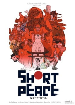 Short Peace: Complete Collection (DVD)