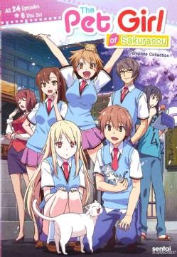 The Pet Girl of Sakurasou: Complete Collection (DVD)