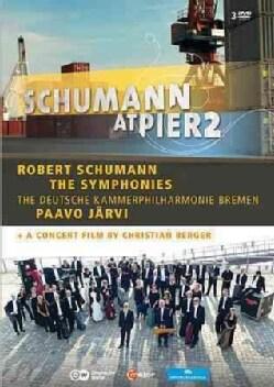 Schumann: The Symphonies (Blu-ray Disc)