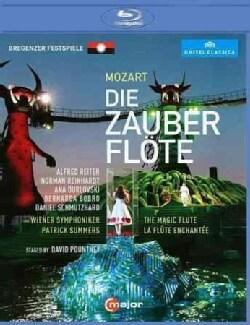 Mozart: The Magic Flute (Blu-ray Disc)