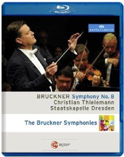 Bruckner: Symphony No. 8 (Blu-ray Disc)