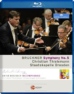 Bruckner: Symphony No. 5 (Blu-ray Disc)