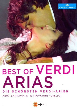 Best of Verdi Arias (DVD)